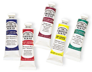 Griffin alkyd paints