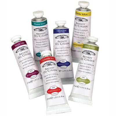 Winsor & Newton traditional oil paints