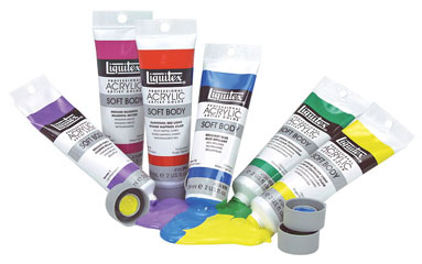 Liquitex soft-body