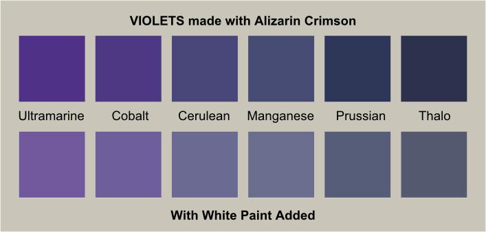 Blue 2 Violet